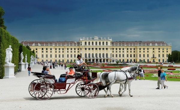 Vienna named city with highest quality of life in the world