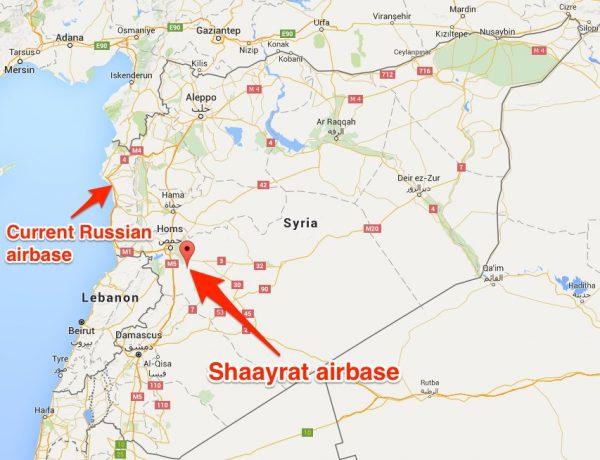 Al-Shaayrat Airbase