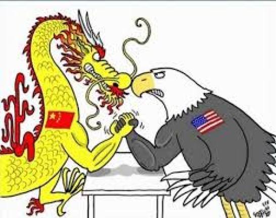 China-USA trade war