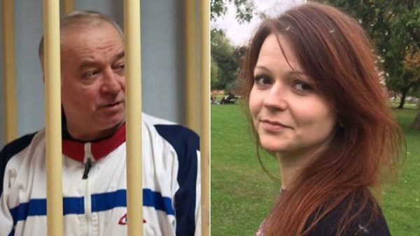 Yulia Skripal, the daughter of ex-spy Sergei Skripal, is improving rapidly and no longer in a critical condition, says the hospital treating her. She and her father were admitted nearly four weeks ago after being exposed to a nerve agent in Salisbury.   Mr Skripal remains in a critical but stable condition