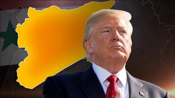 syria strike trump