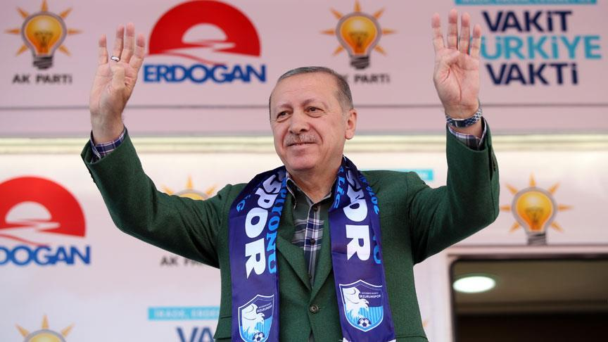 President Erdoğan called  on citizens  last May to prop up the Turkish currency   by converting  their dollars, euros into Turkish Lira