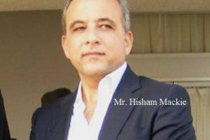 Hisham Mackie
