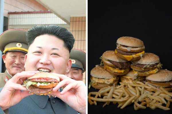 North Korean officials claim that the isolated regime wants to modernise its economy and become a 'normal modern country' . The regime wants American investments . An official suggested suggested McDonald's and a Trump-branded tower as examples of what would be 'modern' in North Korea.