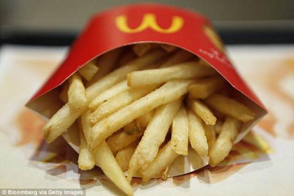 mac fries