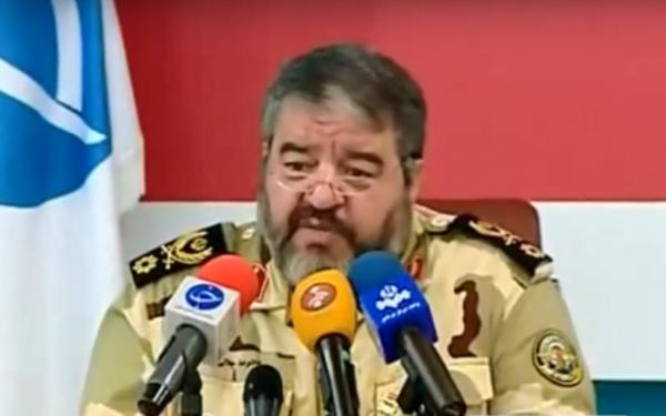 Brigadier General Gholam Reza Jalali