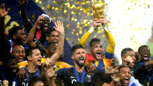 french world cup victory