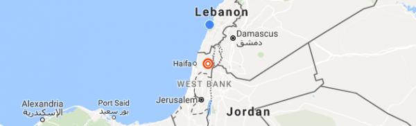 lebanon quake