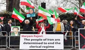 protest against Iran regime