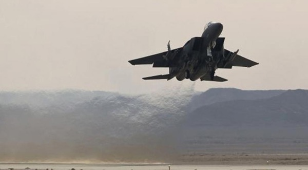 russian airstrike