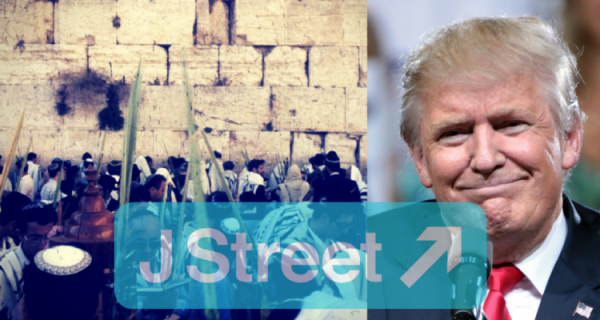 "J Street, a liberal pro-Israel group, called the Trump administration's move a ""moral outrage and a major strategic blunder."""