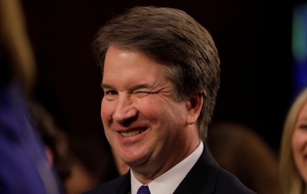 Trump's Supreme Court nominee Brett Kavanaugh denied having a gambling problem in a questionnaire submitted to the Senate Judiciary Committee Sept 12, 2018