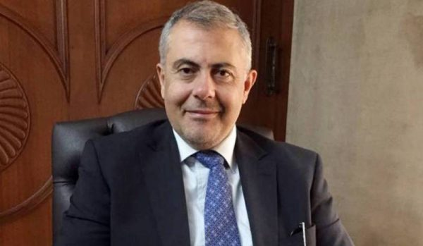Lebanese judge Marwan Abboud, who heads a body empowered to fire civil servants SAYS saying half of the public sector employees should be fired on charges of corruption