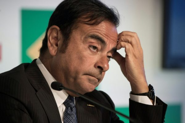 Carlos-Ghosn arrested in japan