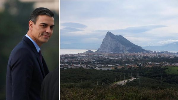 Sergio Perez, REUTERS | Spain's Prime Minister Pedro Sanchez  links his vote on Brexit to the return of Gibraltar to Spain