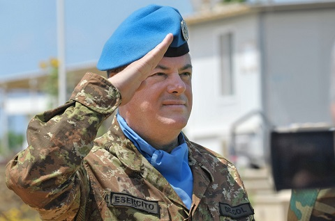 General Stefano Del Col,
