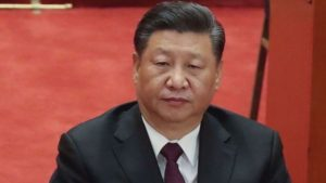 Xi Jinping promised miracles in his speech but the stock market was not impressed and stocks fell