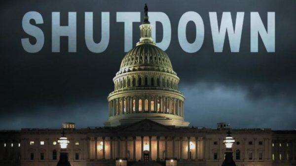federal gov shutdown