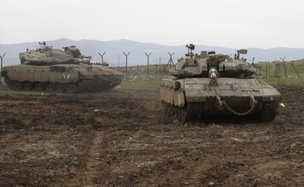 IRANIAN TARGETS IN SYRIA