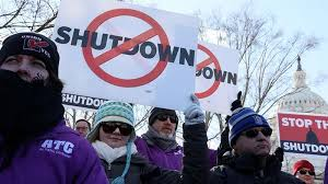 STOP THE SHUTDOWN PROTEST