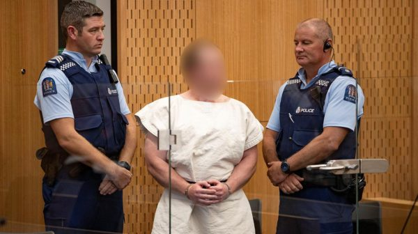 New Zealand mosque shooting: Suspect  charged with murder
