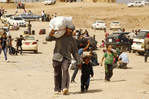 Syrian Crisis: Massive Displacement, Dire Needs and a Shortage of Solutions