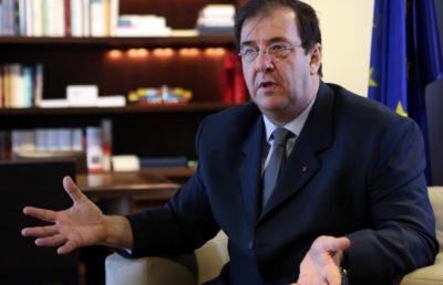 French Ambassador to Lebanon Bruno Foucher
