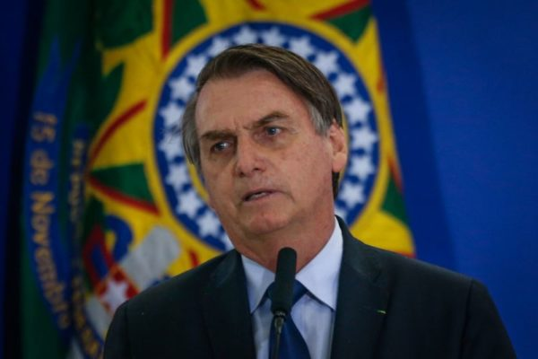 Brazil's Bolsonaro Faces Record-Low Polling