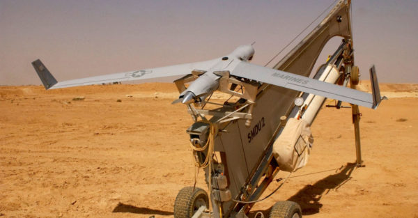 Lebanon receives 6 Scan Eagle drone systems from US