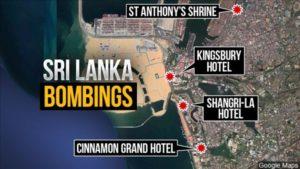 SriLanka bombings