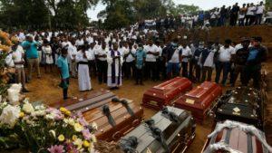 sri-lanka- mass funeral