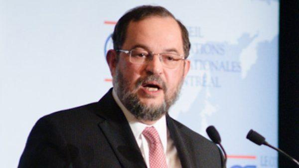 Ambassador Paulo Cordeiro de Andrade Pinto