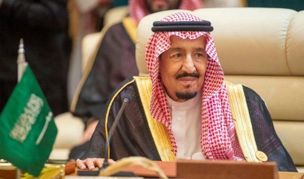KING SALMAN ARAB SUMMIT