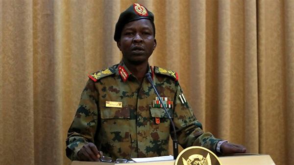 Lieutenant General Shams El Din Kabbashi,