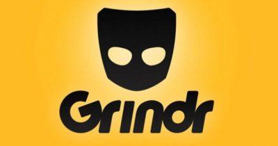 grindr- app for gays