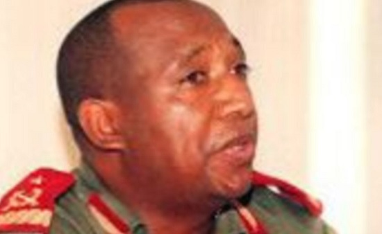 General Asamenew Tsige_