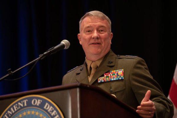 Marine Gen. Frank McKenzie