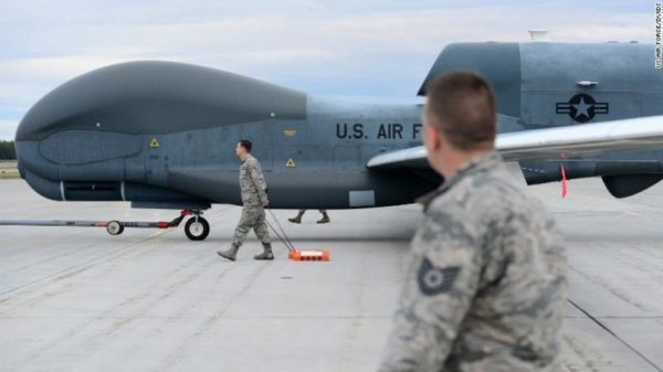 The US military drone shot down by Iran was an RQ-4A Global Hawk, US Central Command said in a statement Thursday. The Global Hawk has amassed more than 250,000 flight hours and has flown in support of US missions in Iraq, Afghanistan, North Africa and the Asia-Pacific region, according to its developer, the US national security contractor Northrop Grumman. The RQ-4A is the original block of the drone, which was later modernized as the larger RQ-4B.
