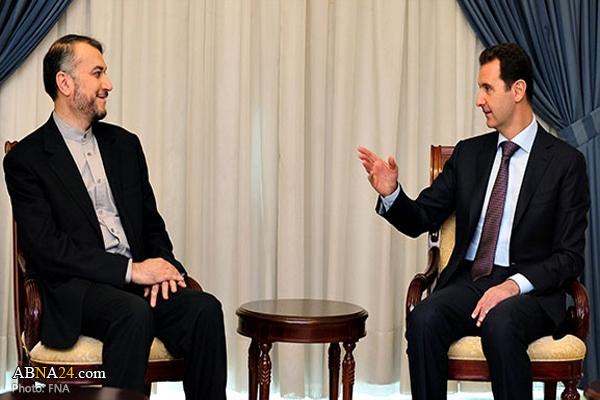 Hossein Amir Abdollahian Assad