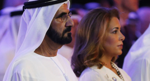 Princess Haya Bint al-Hussein sheikh mohammad