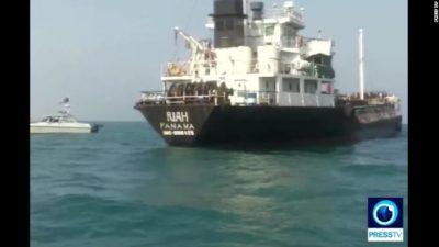 riah tanker