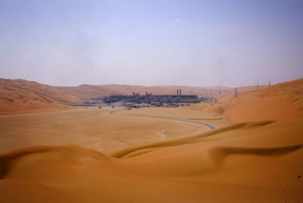 saudi oil plant attacked