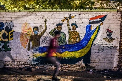 sudan celebrates transition to civi9lian rule