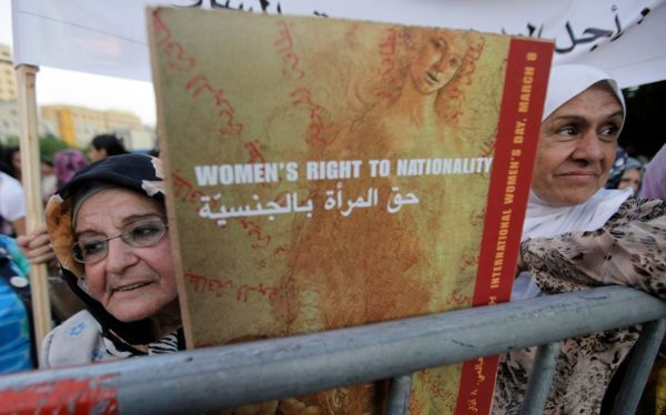 Lebanon's sexist citizenship law hurts mothers and babies