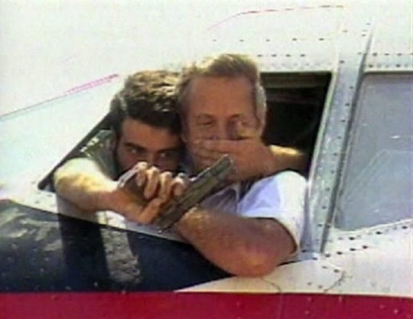 File foto of the Lebanese man, accused of involvement in the hijacking of a TWA plane and the murder of a US navy diver in 1985. He has been arrested in Greece, police said on Saturday.