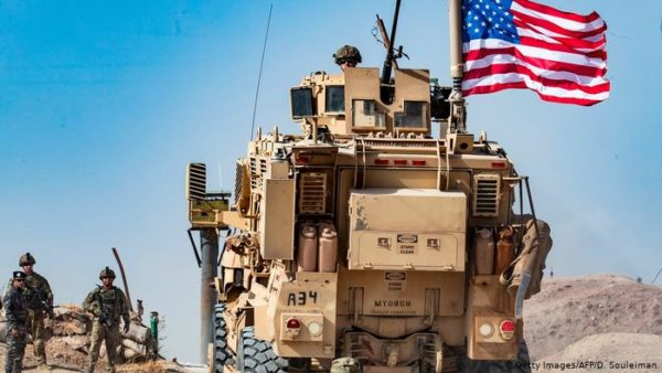 The US is pulling out all of its troops from northern Syria as Turkey advances its operation against the Kurds.  Defence Secretary Mark Esper said the  US would not be defending  its allies the Kurds