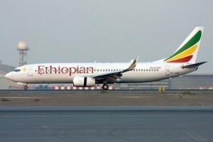 ethiopian airline plane