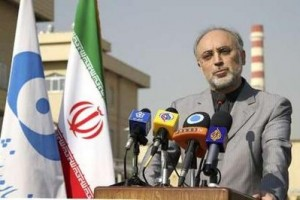 salehi - iran atomic energy chief