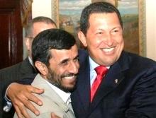 chavez - ahmadinejad