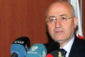 cabinet Ghazi Aridi- public Works & transport minister 3